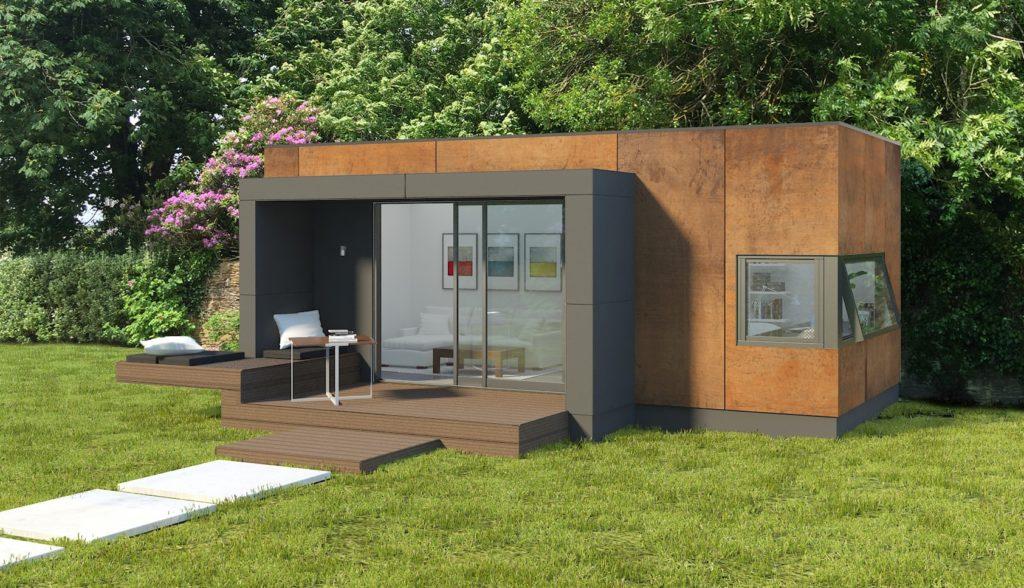 HUS - Large Steel and Grey Garden Room